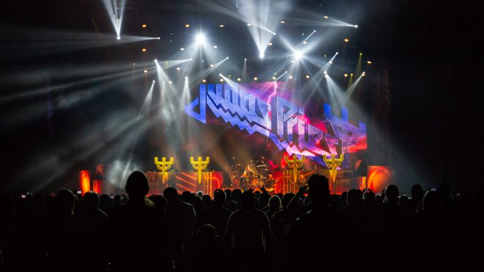 Judas Priest & Uriah Heep at First Security Amphitheater