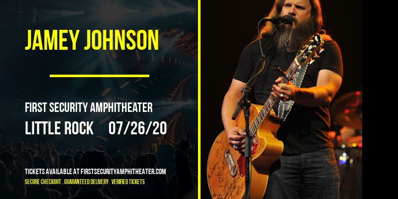 Jamey Johnson at First Security Amphitheater