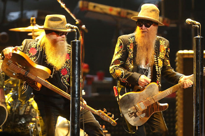 ZZ Top at First Security Amphitheater